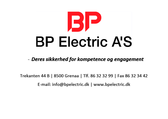 BP Electric A/S