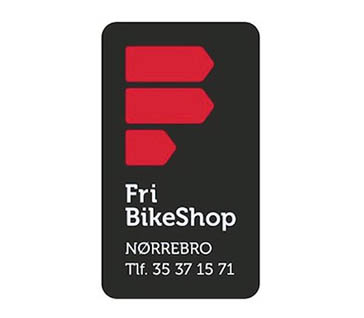Fri Bikeshop Nørrebro
