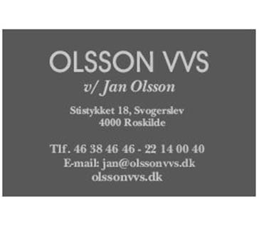 Olsson VVS v/ Jan Olsson