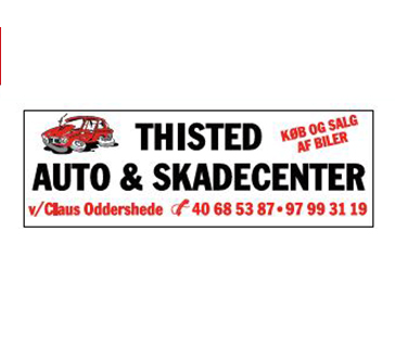 Thisted Auto & skadecenter